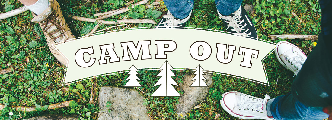 Youth Camp Out to Fountainbleau State Park